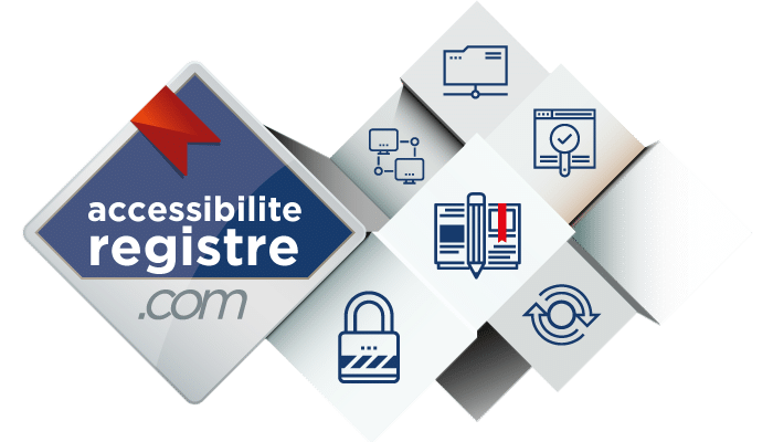 Accessibilité Registre